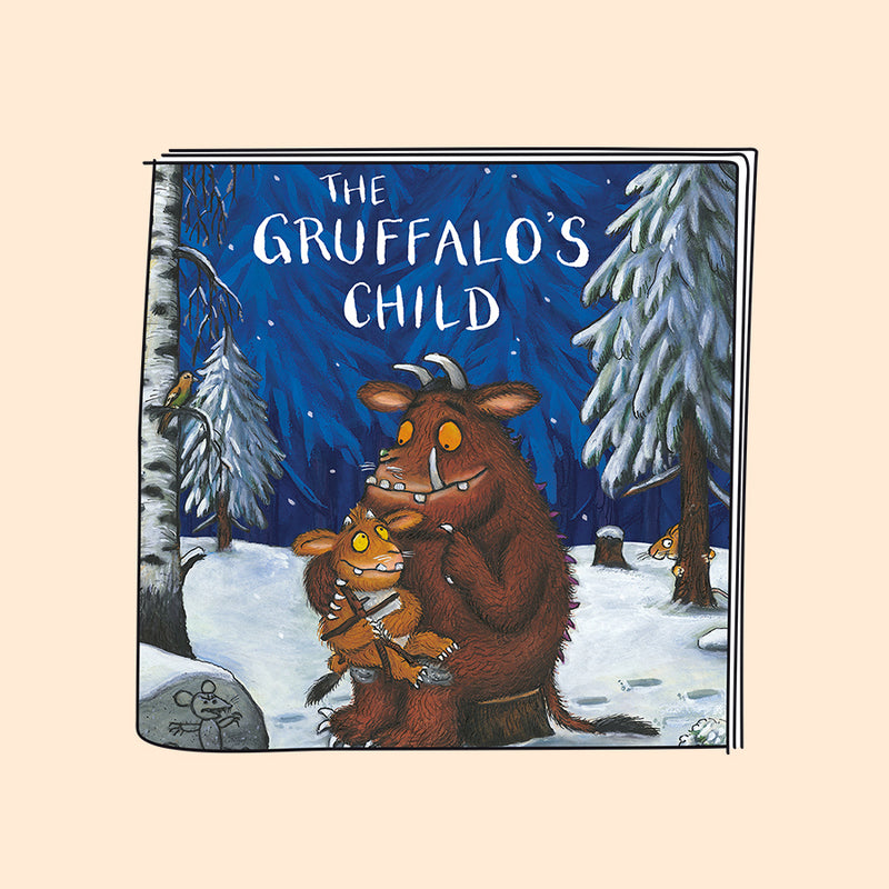 The Gruffalo's Child Tonie Audio Character