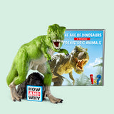 How & Why - The Age of Dinosaurs / Prehistoric Animals Audio Tonie Character