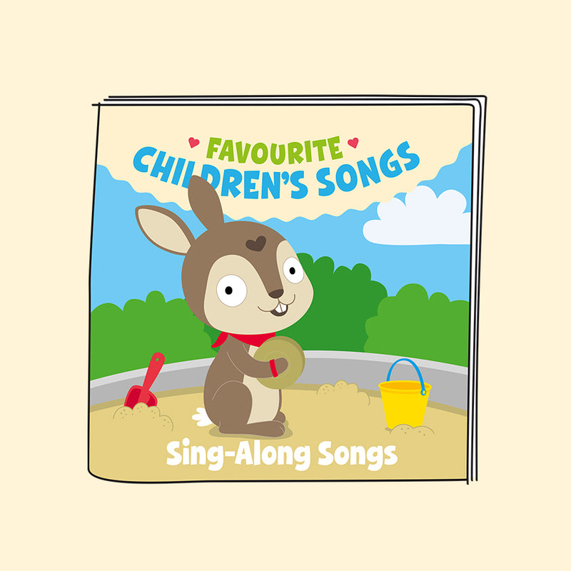 Sing-Along Songs Tonie Audio Character