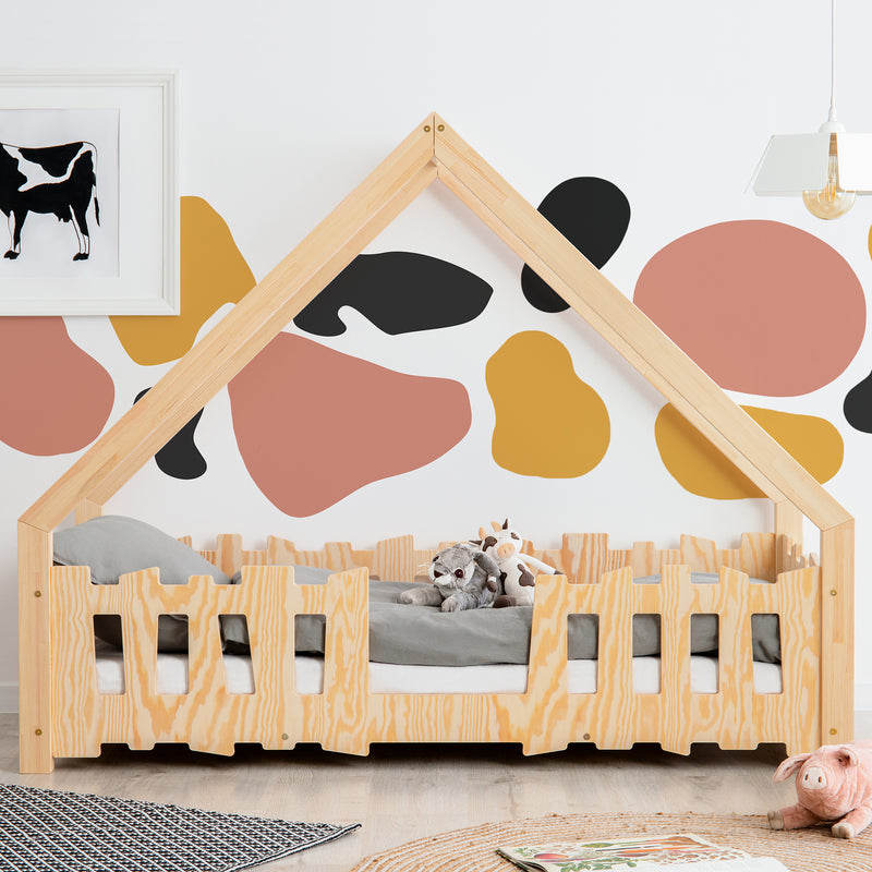 Barn House Bed