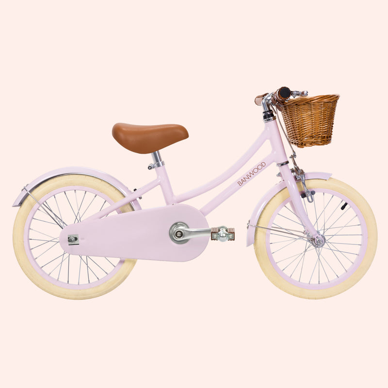 Classic Bicycle Pink
