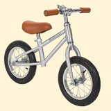 First Go Balance Bike Chrome
