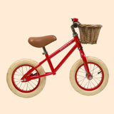 First Go Balance Bike Red