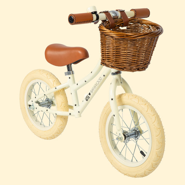 First Go Balance Bike Bonton-r-cream