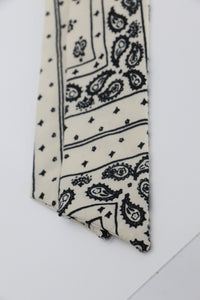 Fabric Band - Paisley Print