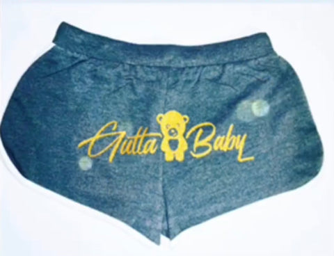 Gutta Baby boyshorts (cotton)