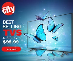 Great Prices on TVs!
