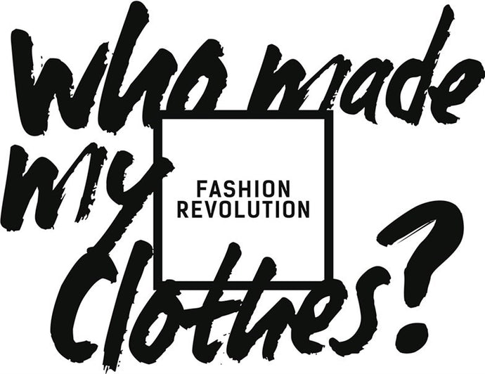 Introduction to Fashion Revolution USA