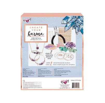 Create Your Karma Crystal Jewelry Kit