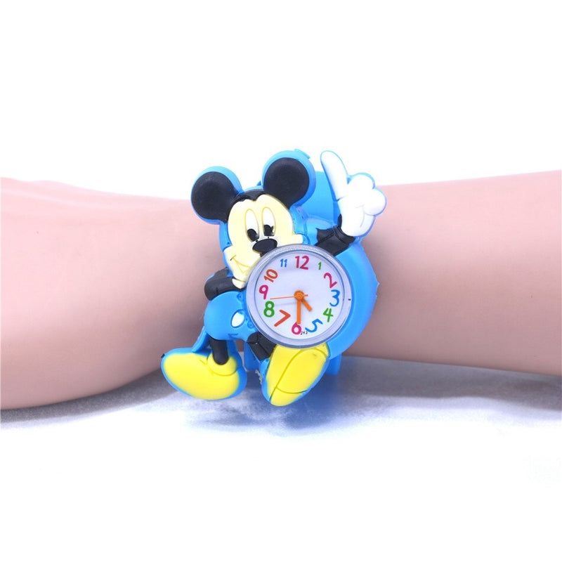 Mickey Mouse Slap Watch