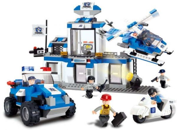 Special Police (492 pcs)