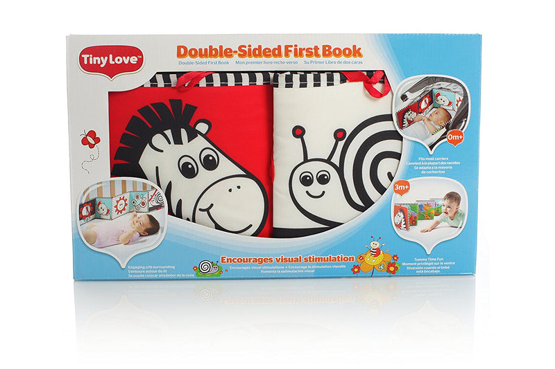 Animal Friends Double Sided Book