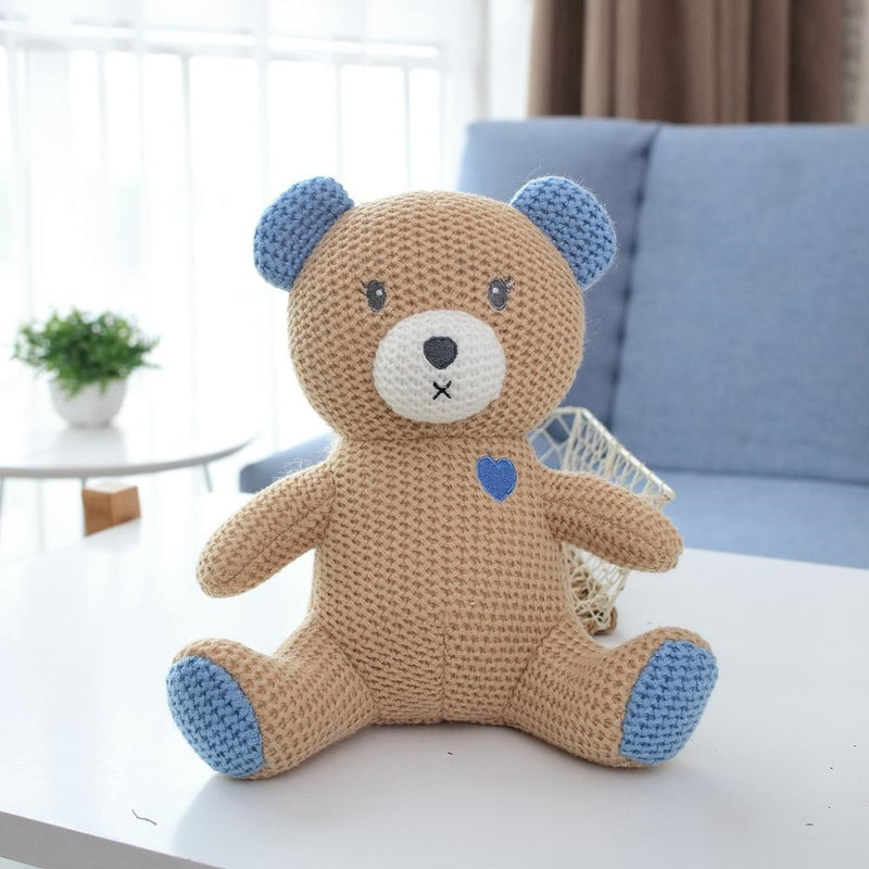 Bear Rattle Doll