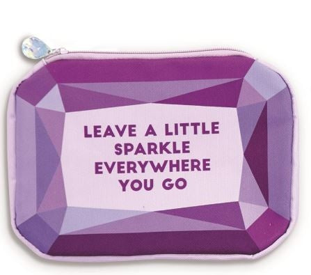 Leave a Little Sparkle Everywhere You Go Bag