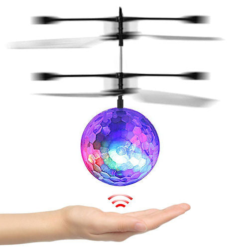 LED Flying Hover Crystal Ball