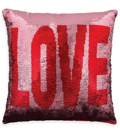 Love Sqeuin Reveal Pillow
