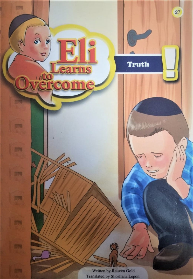 ELI - Say The Truth Book