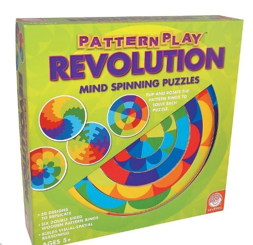Pattern Play Revolution