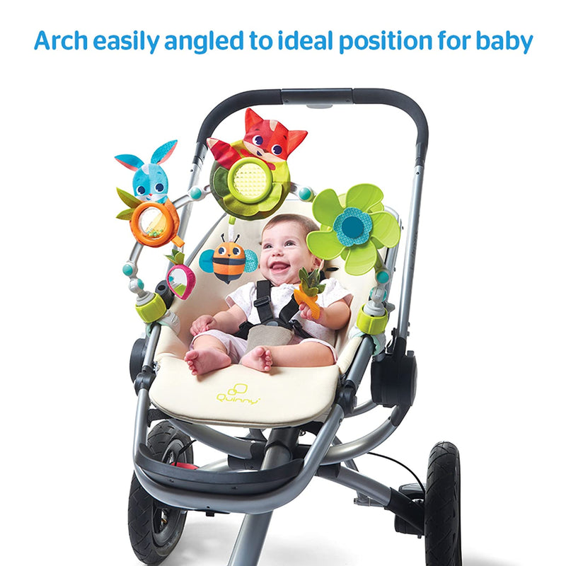 Sunny Stroll Meadow Days Arch And Car Seat Attachment