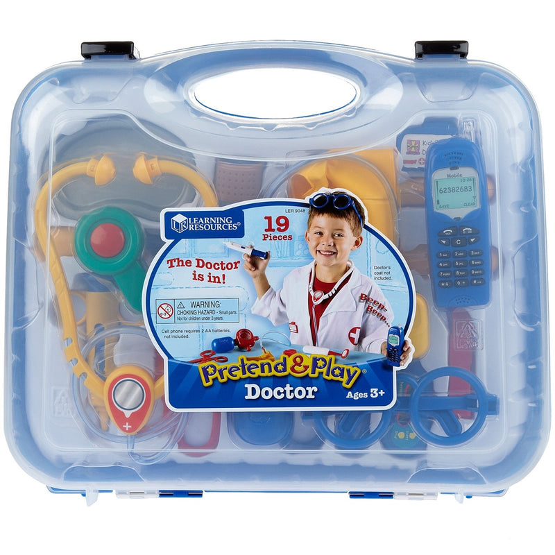 Pretend & Play Doctor Set Blue