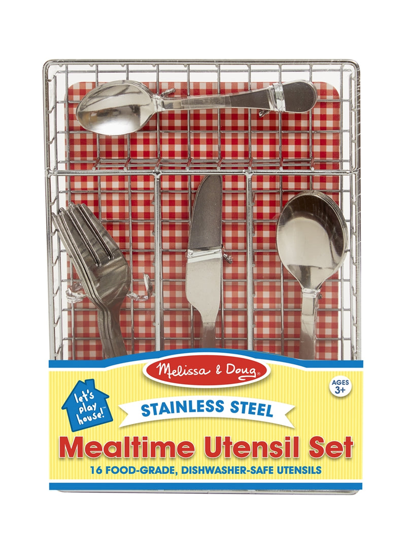 Lets Play House! Mealtime Utensil Set
