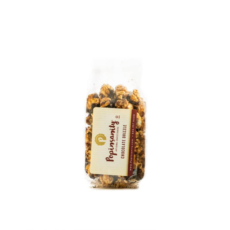 Cutie Bag of Caramel Chocolate Drizzle Gourmet Popcorn