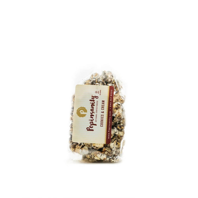 Cutie Bag of Cookies & Cream Gourmet Popcorn