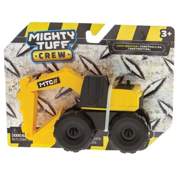 Construction Toy Truck