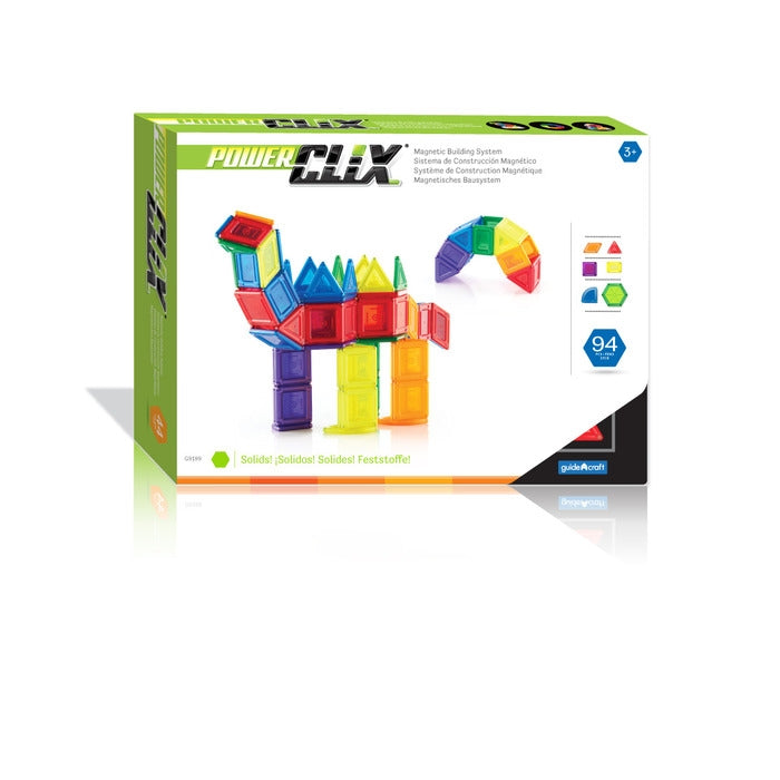 PowerClix Solids 94 Pcs Set