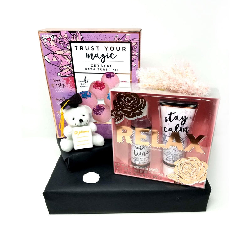 Bath & Beauty Graduation Set
