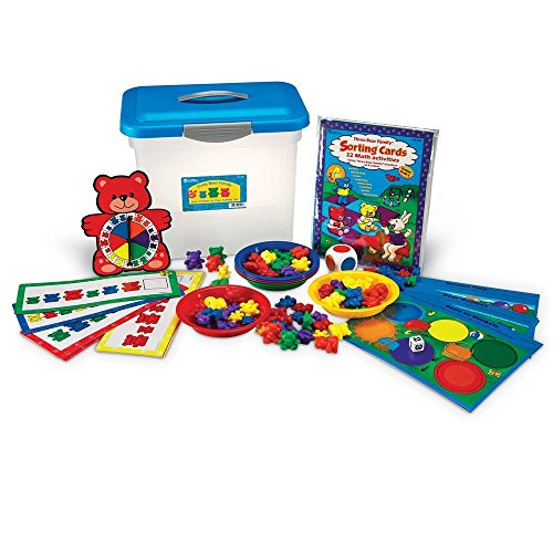 3 Bear Family Sorting Activity