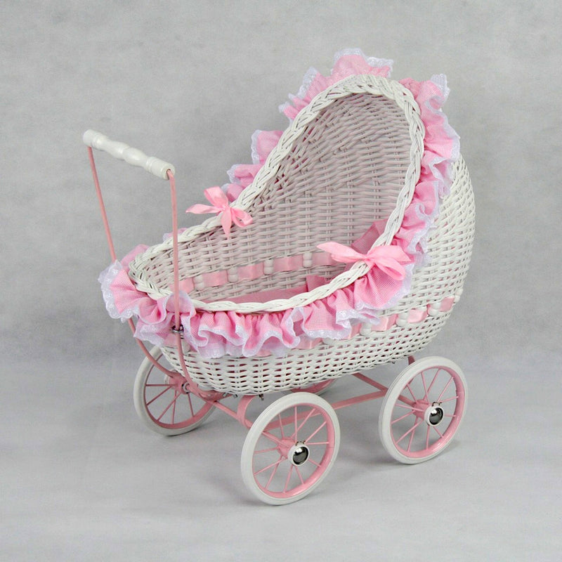 Isabella Play Pram Small Doll Carriage