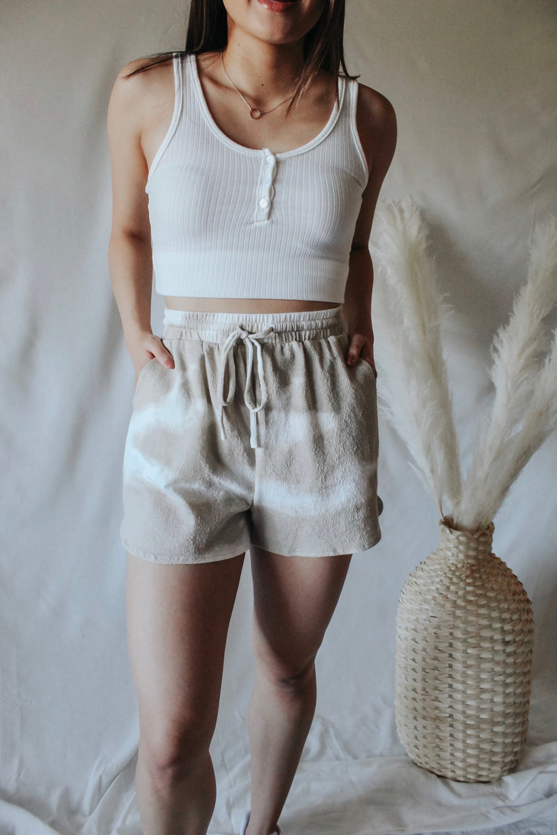Dream Lounge Shorts - Golden Haus Boutique
