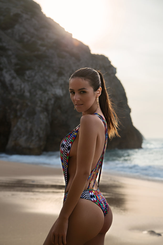Helena Coelho LOVES BOHEMIAN SWIMWEAR