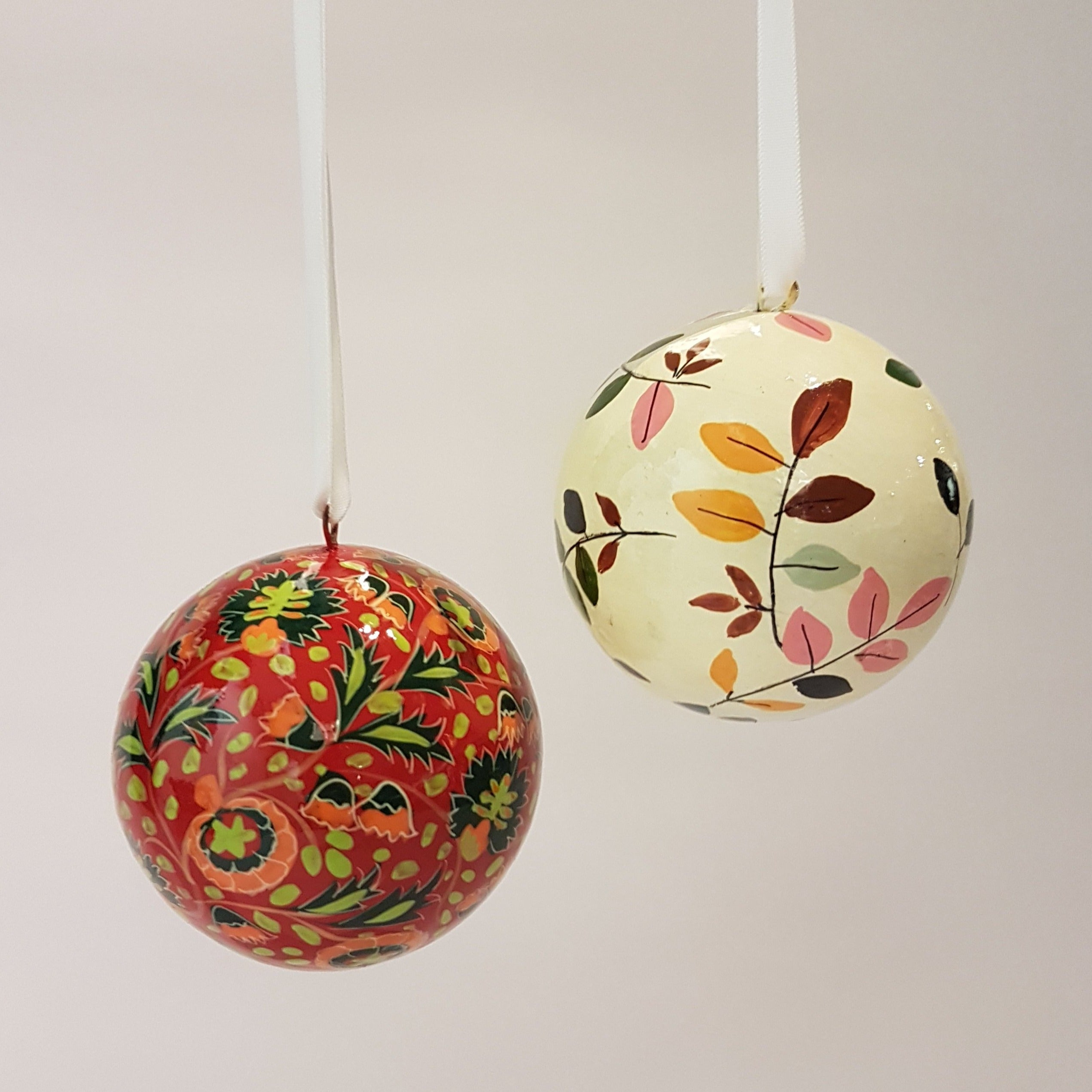 Traditional Kashmiri Hanging Baubles