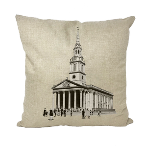 Open image in slideshow, St Martin's Exterior Throw Pillows