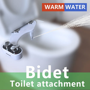 Non-Electric ECO-Friendly Bidet