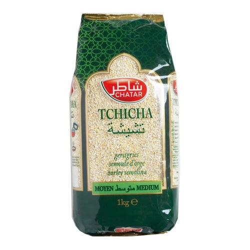 Tchicha Chatar Medium 1kg