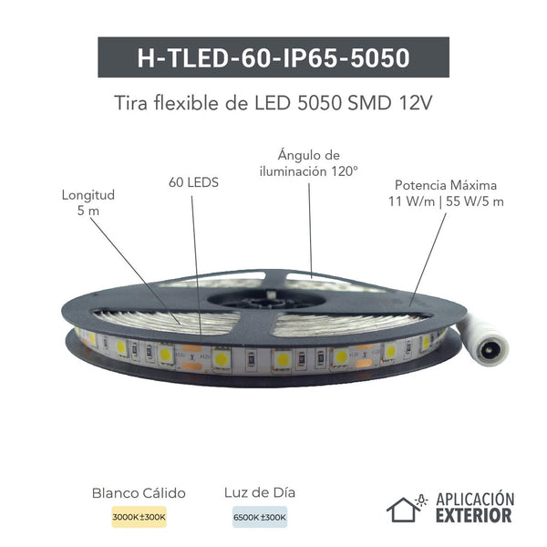 H-TLED-60-IP65-5050