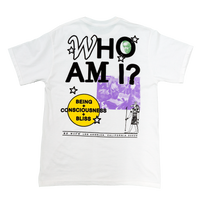 "THE ""WHO AM I?"" SHIRT"