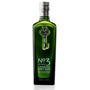 No. 3 London Dry Gin 0.7L