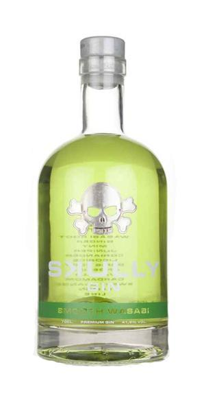 Skully Gin Smooth Wasabi 0.7L