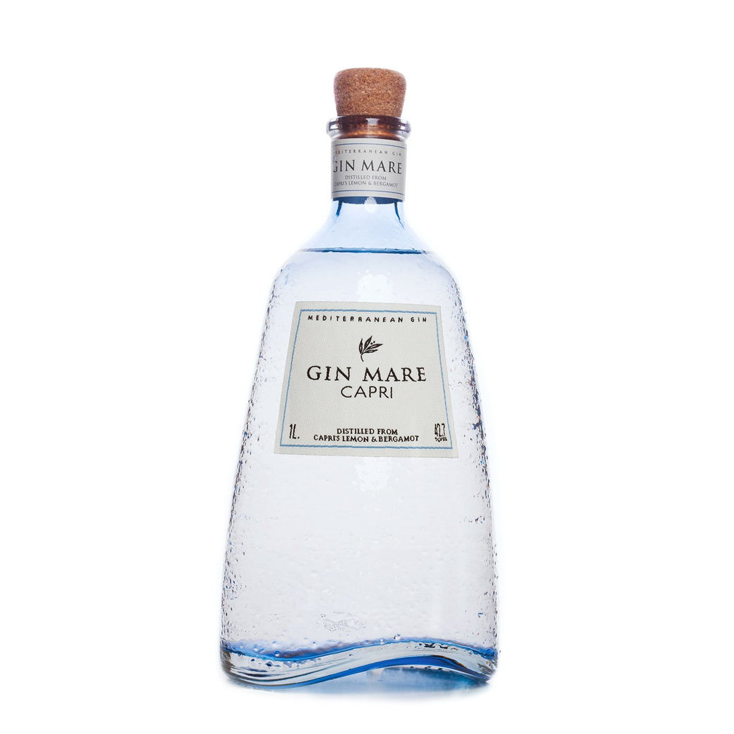 Gin Mare Capri Limited Edition 1L