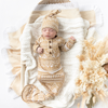 Baby Knotted Gown - Kai