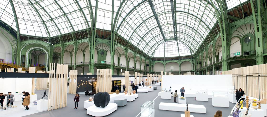 Cologni Foundation at the Salon Revelation in Paris
