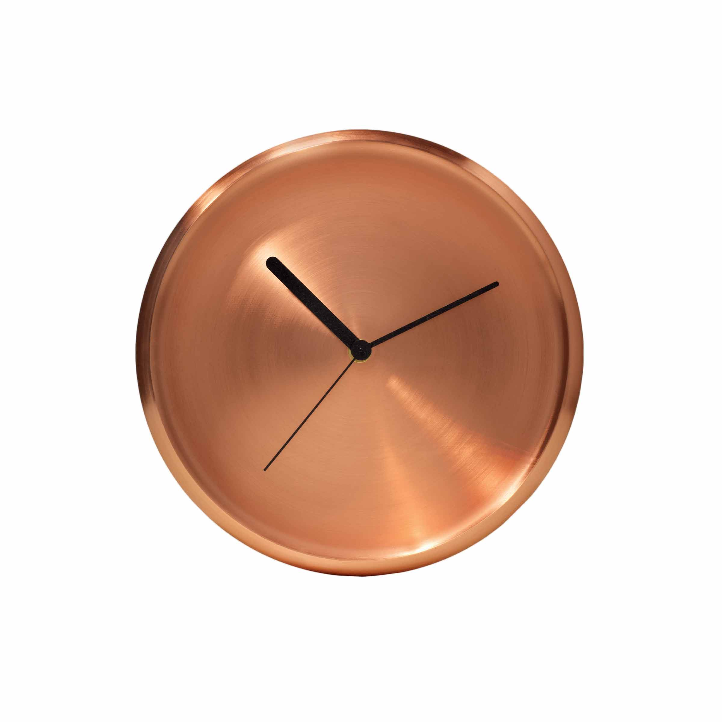 Wall Clock Turi By Dario Gaudio Design Italy