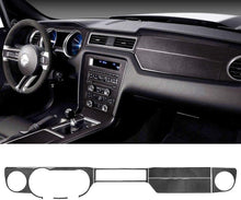 Load image into Gallery viewer, 6 PCS Full Dashboard Trim For Ford Mustang 2010-2014