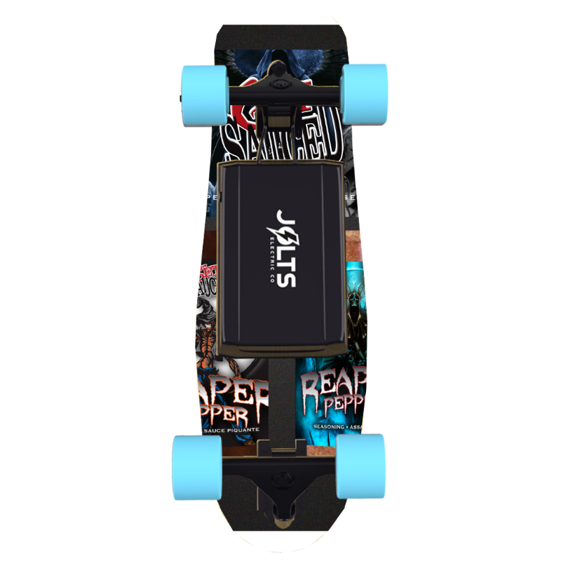 Design Your Electric Skateboard - Customer's Product with price 339.99 ID -TNVie_B9rwu0oolQJ8clkJt