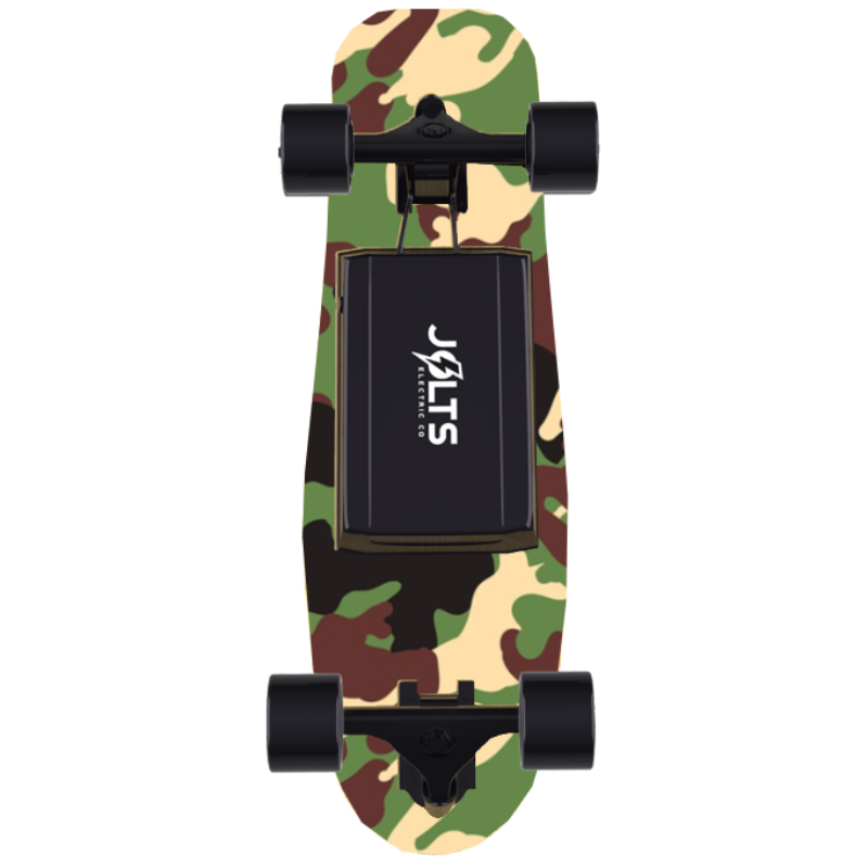 Camo - Electric Skateboard