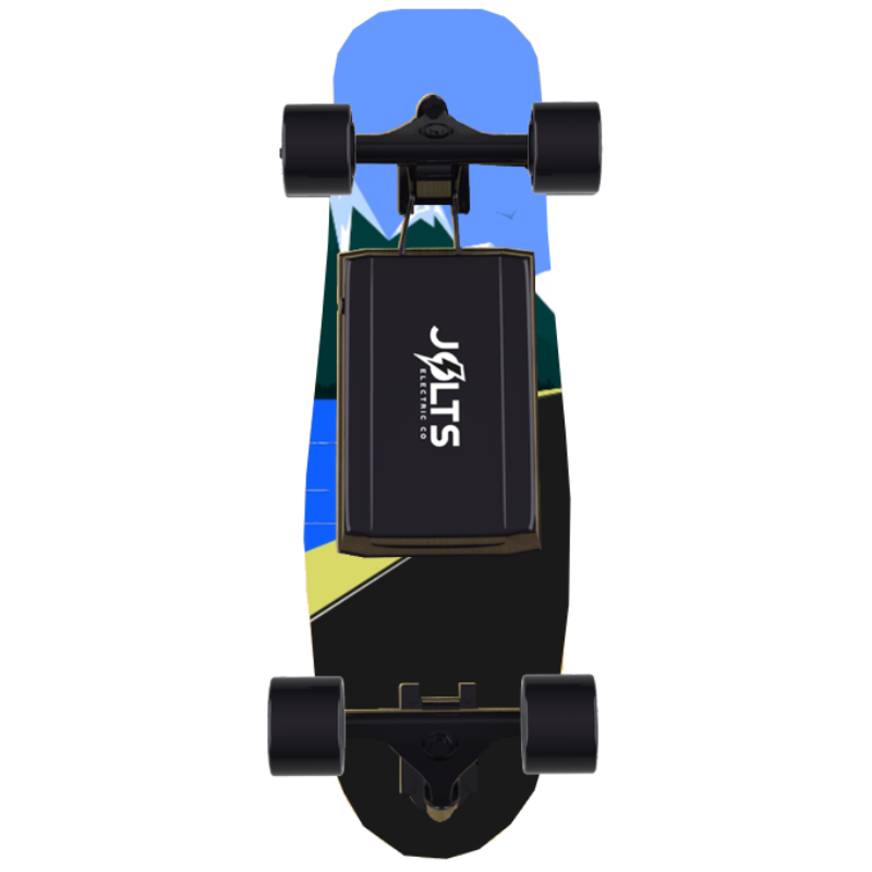On The Road - Electric Skateboard